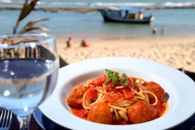 Spaghetti Terra e Mar